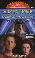 The Star Trek: Deep Space Nine: The Siege - Peter David