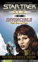 Star Trek: Invincible Book One - Keith R.A. DeCandido,David Mack
