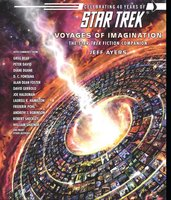 Voyages of Imagination: The Star Trek Fiction Companion - Jeff Ayers