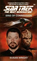 Star Trek: The Next Generation: Sins of Commission - Susan Wright