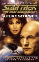 Star Trek: The Next Generation: A Fury Scorned - George Zebrowski,Pamela Sargent