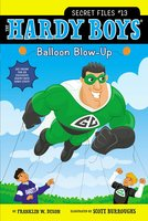 Balloon Blow-Up - Franklin W. Dixon