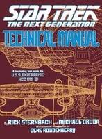 Technical Manual - Michael Okuda,Rick Sternbach