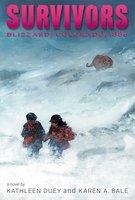 Blizzard: Colorado, 1886 - Kathleen Duey, Karen A. Bale