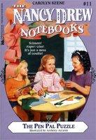 The Pen Pal Puzzle - Carolyn Keene