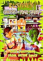 Body Switchers from Outer Space - R.L. Stine