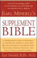 Earl Mindell's Supplement Bible - Earl Mindell, Carol Colman