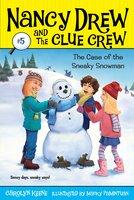 Case of the Sneaky Snowman - Carolyn Keene