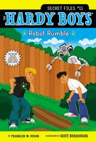 Robot Rumble - Franklin W. Dixon