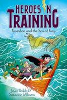 Poseidon and the Sea of Fury - Joan Holub,Suzanne Williams