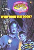 Who Took the Book? - Franklin W. Dixon