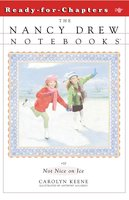 Not Nice on Ice - Carolyn Keene