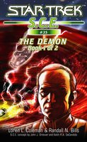 Star Trek: The Demon Book 1 - Loren Coleman,Randall N. Bills