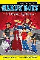 A Rockin' Mystery - Franklin W. Dixon