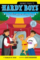 The Disappearing Dog - Franklin W. Dixon