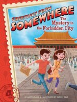 The Mystery in the Forbidden City - Harper Paris