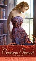 "The Crimson Thread: A Retelling of ""Rumpelstiltskin"" - Suzanne Weyn"