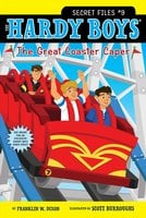 The Great Coaster Caper - Franklin W. Dixon
