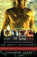 Cassandra Clare: The Mortal Instrument Series (4 books) - Cassandra Clare