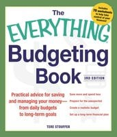 The Everything Budgeting Book - Tere Stouffer