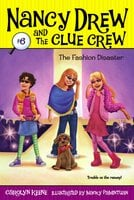The Fashion Disaster - Carolyn Keene