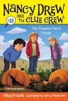 The Pumpkin Patch Puzzle - Carolyn Keene
