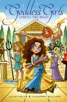 Athena the Brain - Joan Holub,Suzanne Williams