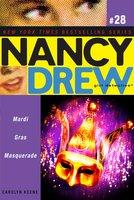 Mardi Gras Masquerade - Carolyn Keene