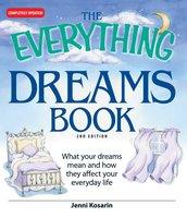 The Everything Dreams Book - Jenni Kosarin