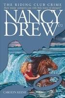 The Riding Club Crime - Carolyn Keene