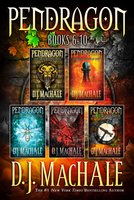 Pendragon Books 6-10: The Rivers of Zadaa - D.J. MacHale