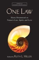 One Law - Henry Drummond,Ruth L. Miller
