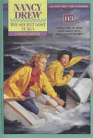 The Secret Lost at Sea - Carolyn Keene