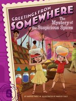 The Mystery of the Suspicious Spices - Harper Paris