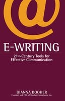 E-Writing - Dianna Booher