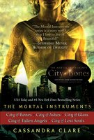 Cassandra Clare: The Mortal Instruments Series (5 books) - Cassandra Clare