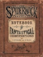Notebook for Fantastical Observations - Holly Black, Tony DiTerlizzi