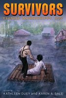 Flood: Mississippi, 1927 - Kathleen Duey,Karen A. Bale