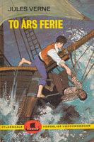 To års ferie - Jules Verne