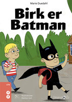 Birk er Batman - Marie Duedahl