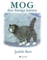 Mog den busiga katten - Judith Kerr