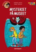 Monsterdeckarna Del 1: Mysteriet på museet - Mårten Melin