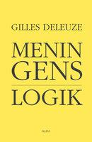 Meningens Logik - Gilles Deleuze