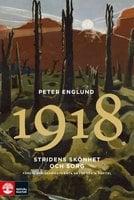 Stridens skönhet och sorg 1918 : första världskrigets sista år i 88 korta kapitel - Peter Englund