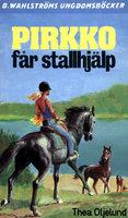 Pirkko får stallhjälp - Thea Oljelund