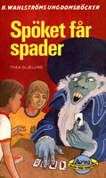 Spöket får spader - Thea Oljelund