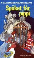 Spöket får pippi - Thea Oljelund