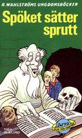 Spöket sätter sprutt - Thea Oljelund