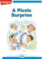 A Picnic for Surprise - Lissa Rovetch