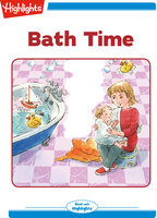 Bath Time - Anna J. Boll